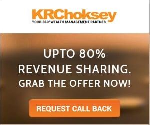 Kr Choksey Sub Broker