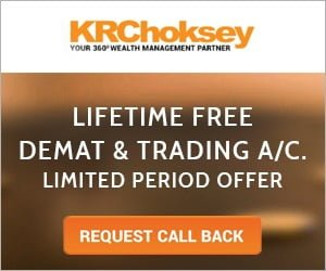 Kr Choksey offers