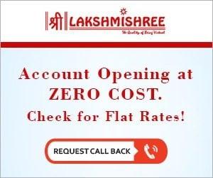 Lakshmishree Investment offers