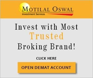Motilal Oswal Securities Offers