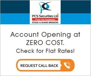 Pcs Securities offers