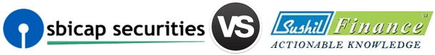 SBI Cap Securities vs Sushil Finance