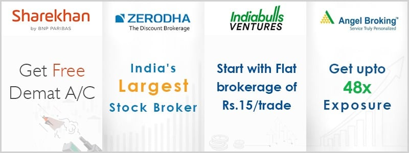 Stock Broker Offers
