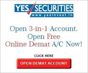 Yes Securities Offers