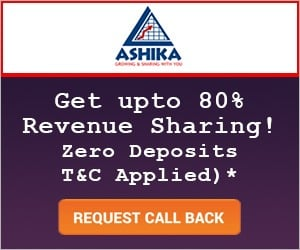 Ashika Stock franchise offers