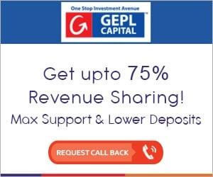 Gepl Capital Sub Broker Offers
