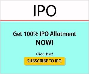 IPO - Get 100% IPO Allotment