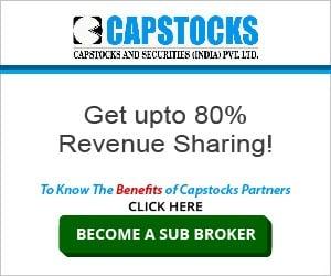 Capstock Sub Broker