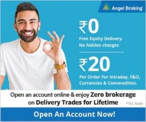 Angel Broking Review, Brokerage Charges, Demat A/C, Platforms & more