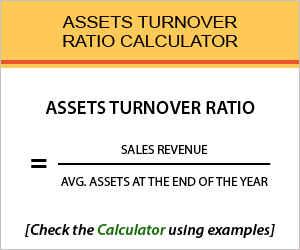 Assets Turnover Ratio Calculator