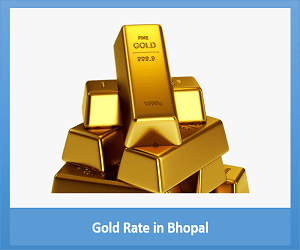 Gold Rate in Bhopal