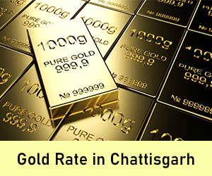 Gold Rate in Chattisgarh