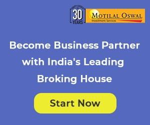 Motilal Oswal Franchise Sub broker