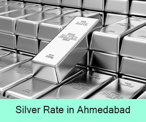 Silver Rate in Ahmedabad