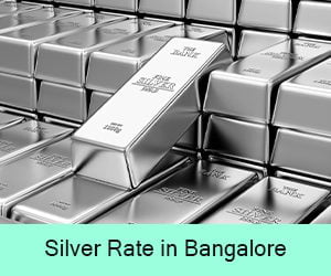 Silver Rate in Bangalore