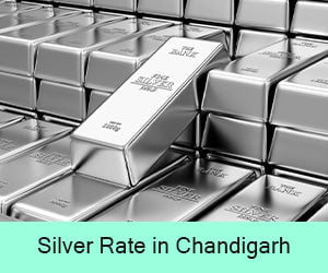 Silver Rate in Chandigarh