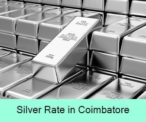 Silver Rate in Coimbatore