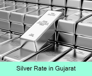 Silver Rate in Gujarat