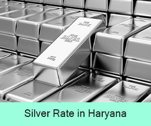 Silver Rate in Haryana