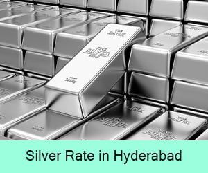 Silver Rate in Hyderabad