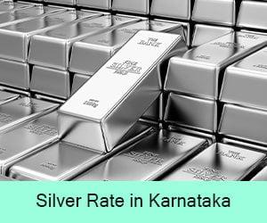 Silver Rate in Karnataka