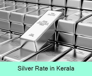 Silver Rate in Kerala