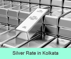 Silver Rate in Kolkata