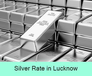 Silver Rate in Lucknow