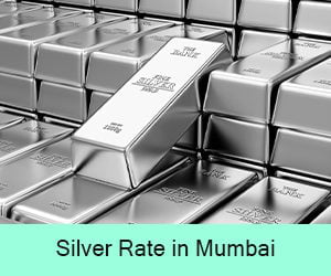 Silver Rate in Mumbai