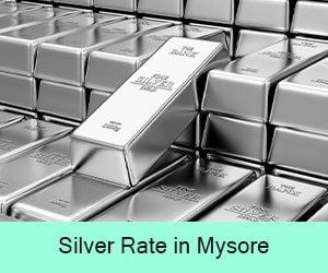 Silver Rate in Mysore