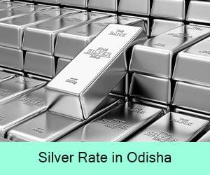 Silver Rate in Odisha