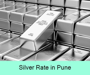 Silver Rate in Pune
