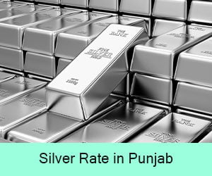 Silver Rate in Punjab