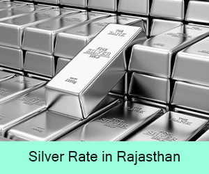 Silver Rate in Rajasthan