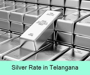 Silver Rate in Telangana