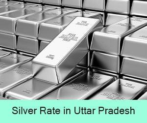 Silver Rate in Uttar Pradesh