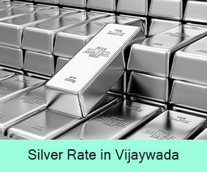 Silver Rate in Vijaywada