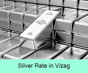 Silver Rate in Vizag