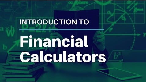 Financial Calculators - Here, you will find all the Financial Calculators