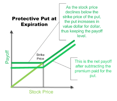 Protective Puts - Options Trading Strategy