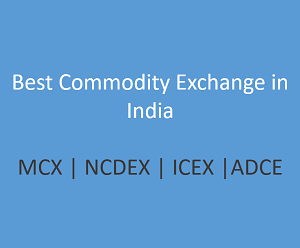 Best Commodity Exchange in India