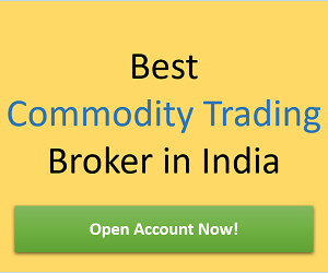 Best Commodity Trading Broker in India