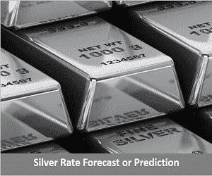 Silver Rate Forecast