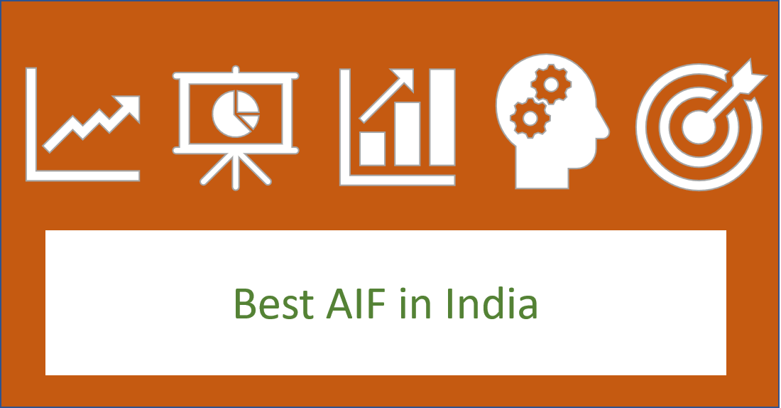 Best AIF in India or Top 10 Alternative Investment Funds in India