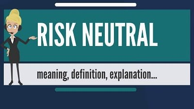Risk Neutral in Stock Market
