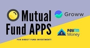 Best Mutual Funds App in India - List of Top 10 Mutual Fund Apps