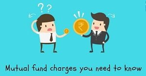 Mutual Fund Investment Charges or Fees
