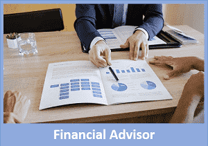 Financial Advisors or Financial Planners