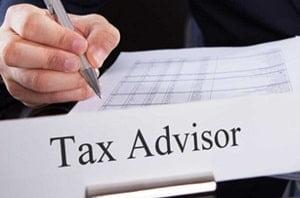 Tax Advisor or Tax Consultant